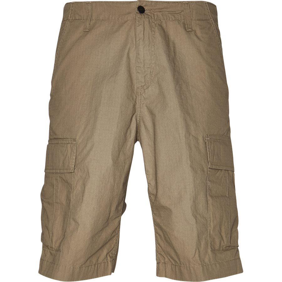 REGULAR CARGO SHORT I015999 - Regular Cargo Shorts - Shorts - Regular - LEATHER RINSED - 1
